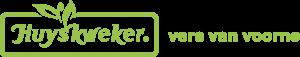 logo groen huyskweker vers van voorne